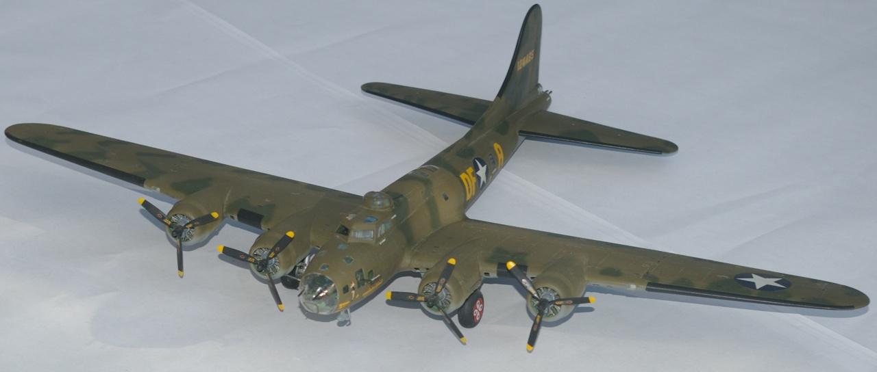 Revell 1/48 B-17F